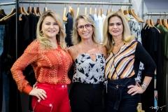 Silvana Guimarães, Katiana Valência e Germana Cavalcante