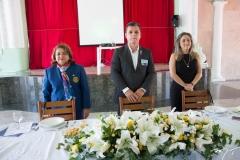 Almoço com a Governadora do Rotary