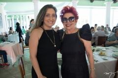 Eveline Santa Cruz e Josilda Belchior