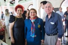 Josilda Belchior, Maria Vital e Walter Belchior