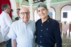 Jeová Cavalcante e José Augusto Bezerra