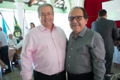 Menton Vasconcelos e Wantan Laércio