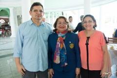 Murilo Cruz, Maria e Márcia Vital