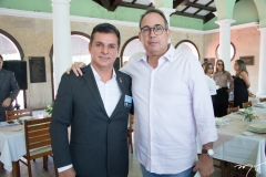 Murilo Santa Cruz e Henrique Vasconcelos