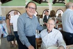 Wantan Laércio e Francisco Lima
