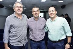 Antônio Luiz, Yuri Vidal e Alexandre Carvalho