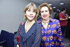 Circe Jane e Leda Maria