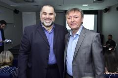 Edson Ferreira e Mauricio Filizola