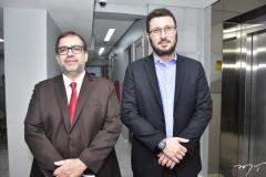 Hugo Leão e Rodrigo Leite