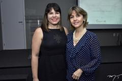 Lilian Ferreira e Circe Jane