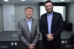 Mauricio Filizola e Rodrigo Leite