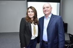 Raquel Barros e Sávio Carvalho