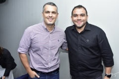 Yuri Vidal e Rodolfo Richard