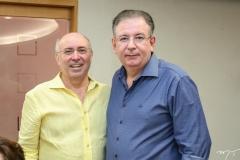 Amarilio e Ricardo Cavalcante