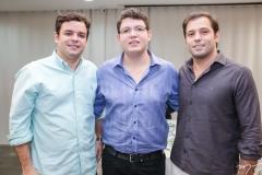 Augusto Pinho, Vitor e Ricardo Cavalcante