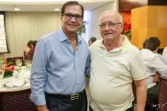 Beto Studart e Aloisio Ramalho