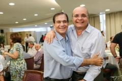 Beto Studart e Fernando Cirino