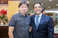 Edagar Gadelha e Raul Amaral