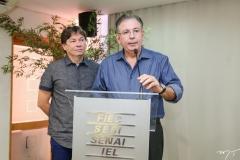 Edgar Gadelha e Ricardo Cavalcante