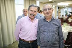 Egidio Serpa e Alvaro Correia