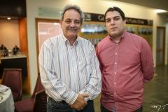 Emilio Morais e Darlan Moreira