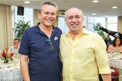 Eulalio Costa e Amarilio Cavalcante