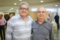 Fred Fernandes e Álvaro Correia
