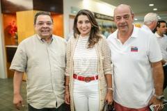 Gera Teixeira, Marcia e Fernando Travessoni