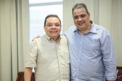 Gera Teixeira e Raul Fontenele