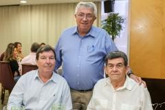 Heitor Studart, Roberto Macedo e Orlando Siqueira