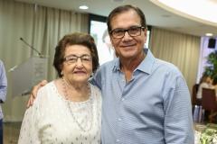 Holandina Cavalcante e Beto Studart