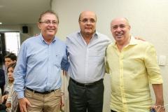 Joaquim Rolim, Fernando Cirino e Amarilio Cavalcante