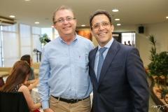 Joaquim Rolim e Raul Amaral