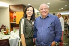 Miriam Pereira e Pedro Alfredo