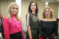 Regina Mindelo, Miriam Pereira e Solange Palhano