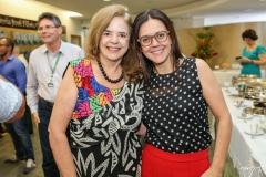 Roseane Medeiros e Veridiana Soares