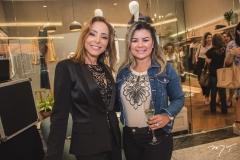 Ana Paula Daud e Liliane Gomes