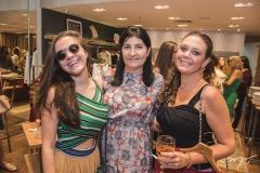 Giovanna Nogueira, Liana Cavalcante e Ilanda Miranda