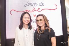 Lygia Duarte e Socorro Medeiros