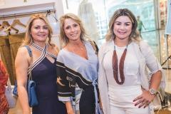 Denise Monteiro, Katiane Valença e Liliane Gomes
