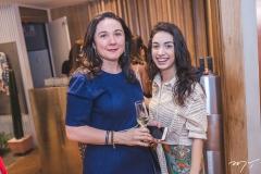 Nivea Aragão e Marcela Cristino