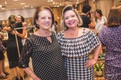 Regina Regás e Fernanda Jassen