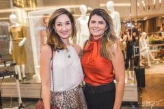 Sarah Nunes e Michelinne Pinheiro