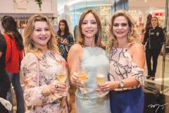 Silvana Guimarães, Ana Paula Daud e Germana Cavalcante