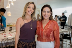 Ana Paula Daud e Patrícia Macedo