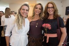 Erika Queiroz, Ana Paula Daud e Márcia Andrea