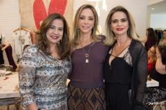 Martinha Assunção, Ana Paula Daud e Germana Cavalcante