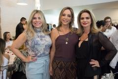Samantha Isa, Ana Paula Daud e Germana Cavalcante