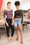 Vanessa Santiago e Angela Alves