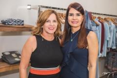 Amazônia Albuquerque e Lorena Pouchain